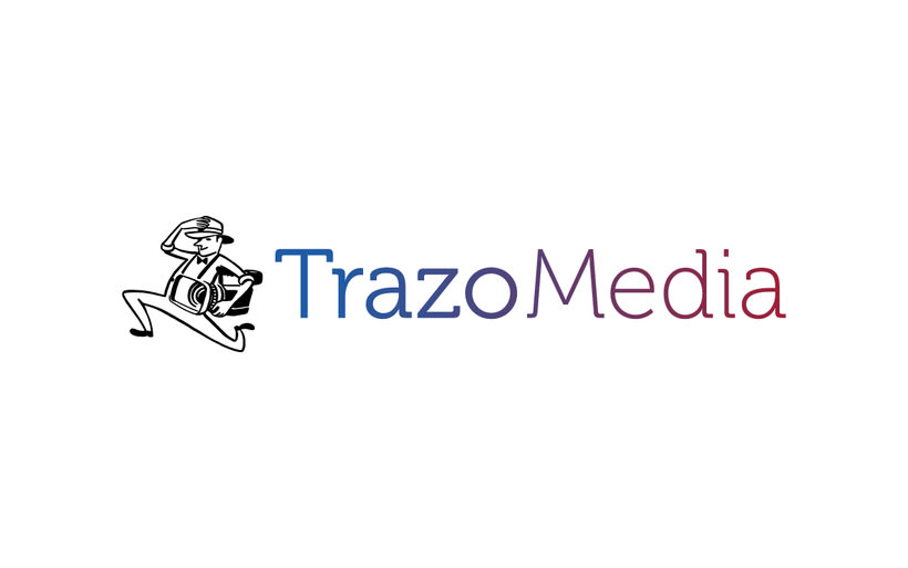 TRAZO MEDIA · Resytling Logo 3