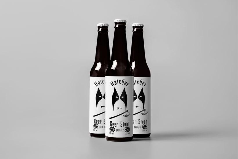 Mi Proyecto del curso: Branding y Packaging para una Cerveza Artesanal 6
