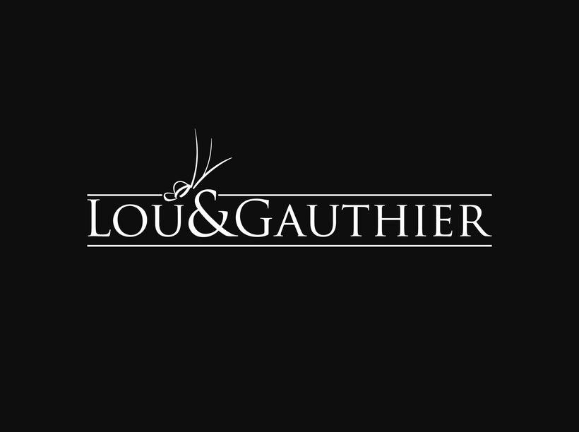 LOU&GAUTHIER · Visual Identity 3