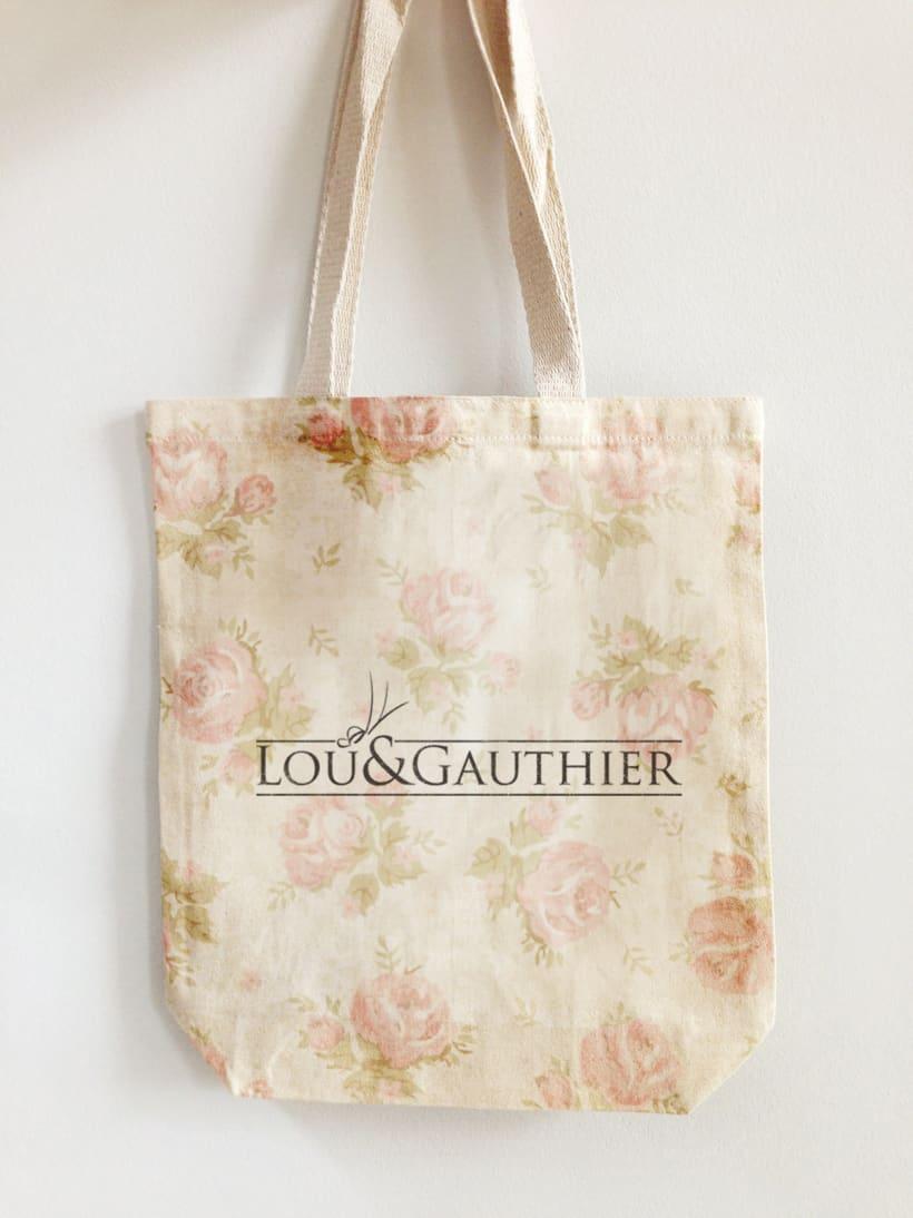 LOU&GAUTHIER · Visual Identity 4