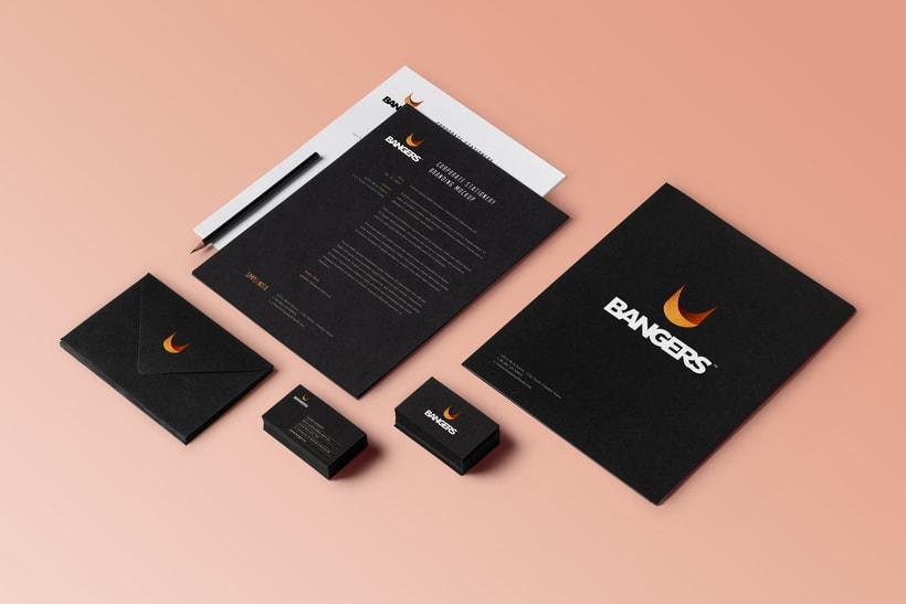 BANGERS · Branding 3