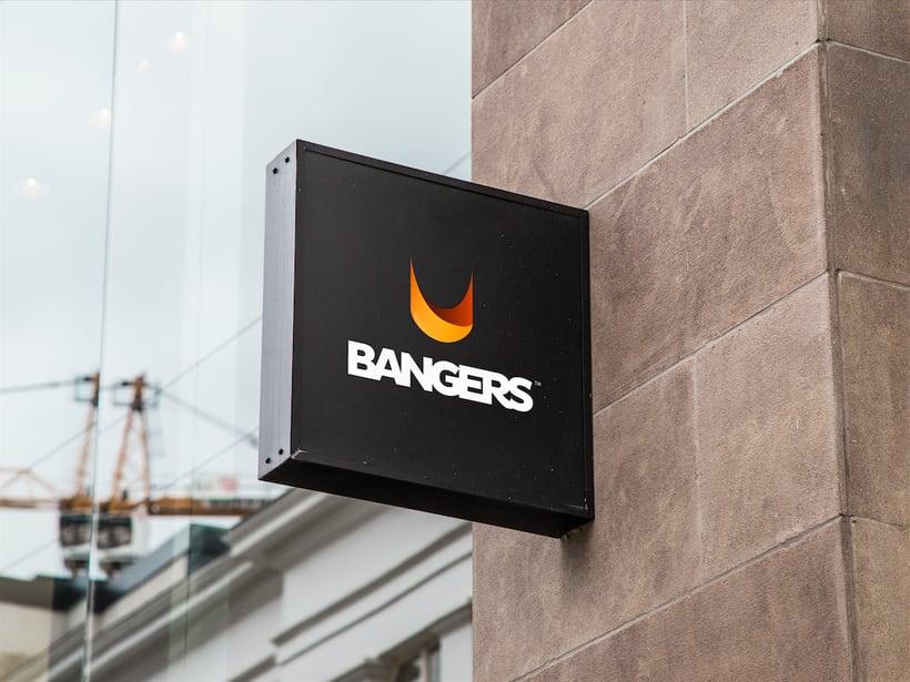 BANGERS · Branding 4