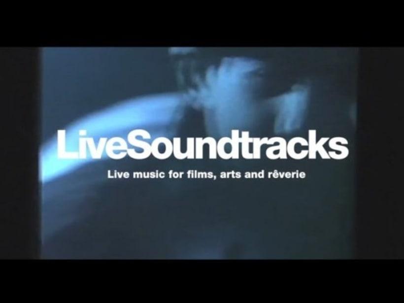 Escenígrafía Livesoundtracks (Cristian da sucre // Macba) -1