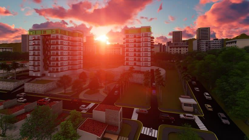 Urbanización ''El Bosque'' 5