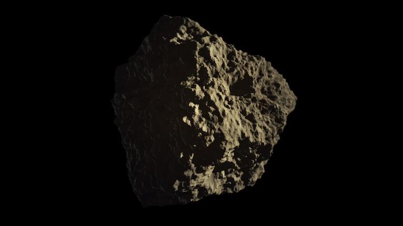 Procedural Meteors -1