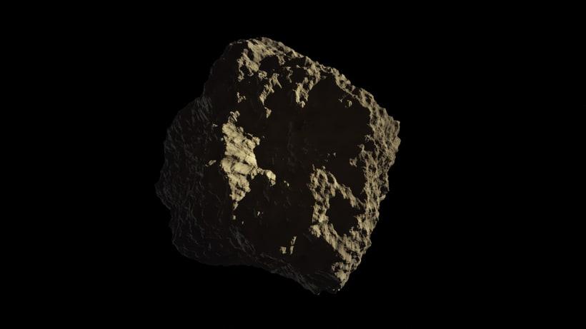 Procedural Meteors 2