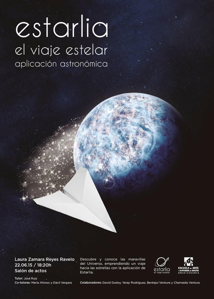 Estarlia, el viaje estelar 1