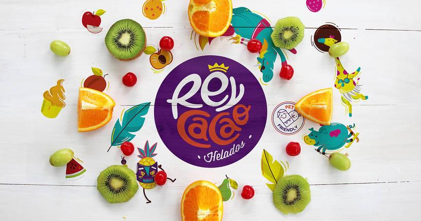 Rey Cacao / Proyecto colaborado con Roberto Leitón -1