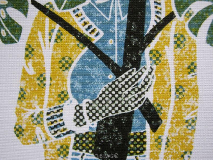 Mi Proyecto del curso: Ilustración original de tu puño y tableta - La incógnita 15