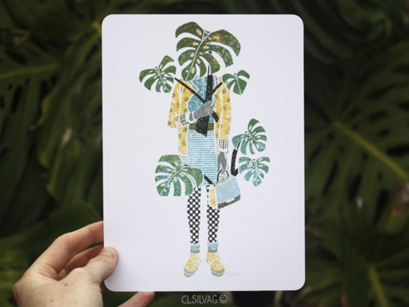 Mi Proyecto del curso: Ilustración original de tu puño y tableta - La incógnita 11