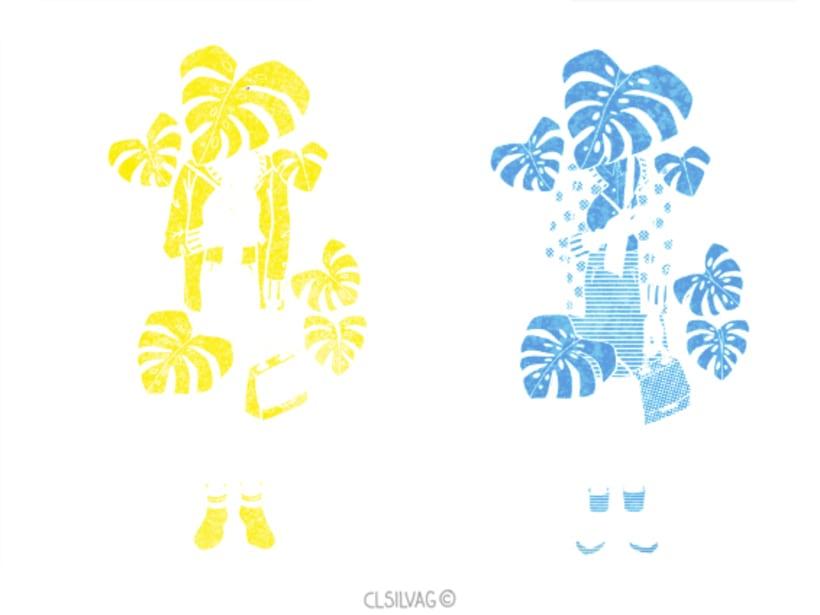 Mi Proyecto del curso: Ilustración original de tu puño y tableta - La incógnita 6