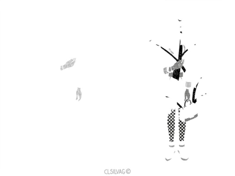 Mi Proyecto del curso: Ilustración original de tu puño y tableta - La incógnita 7