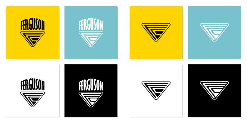 Ferguson Diseño de Marca 2