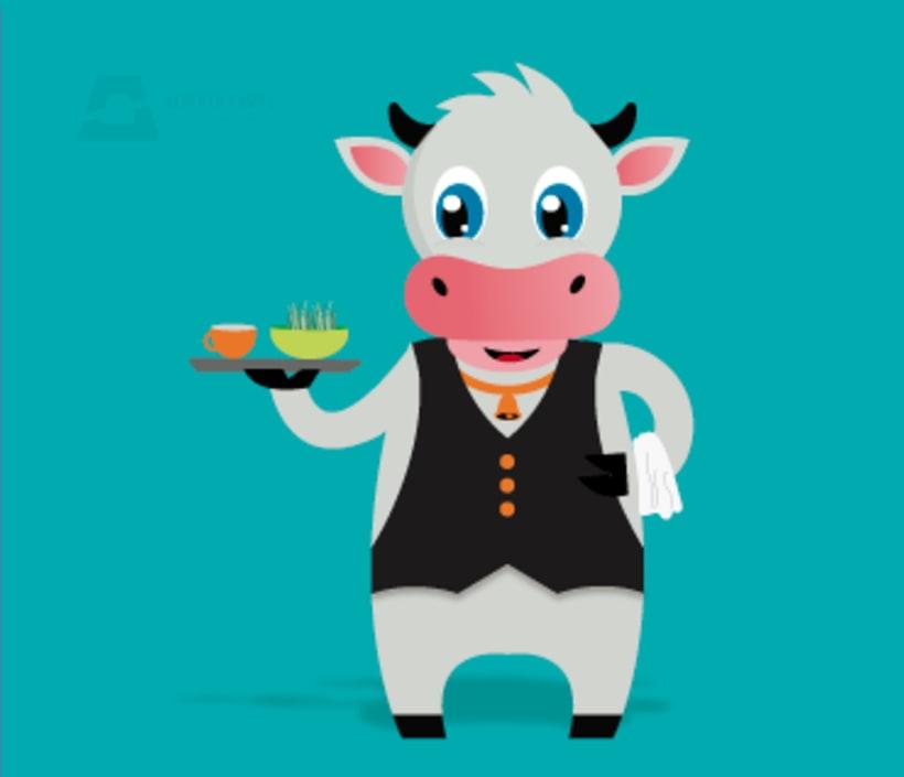 Personaje Vache  -1