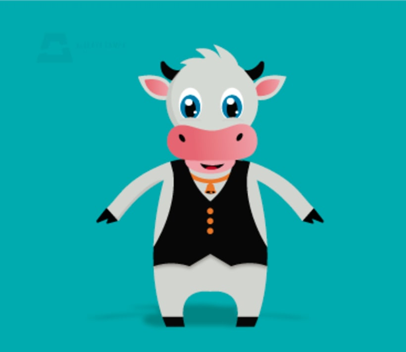 Personaje Vache  0