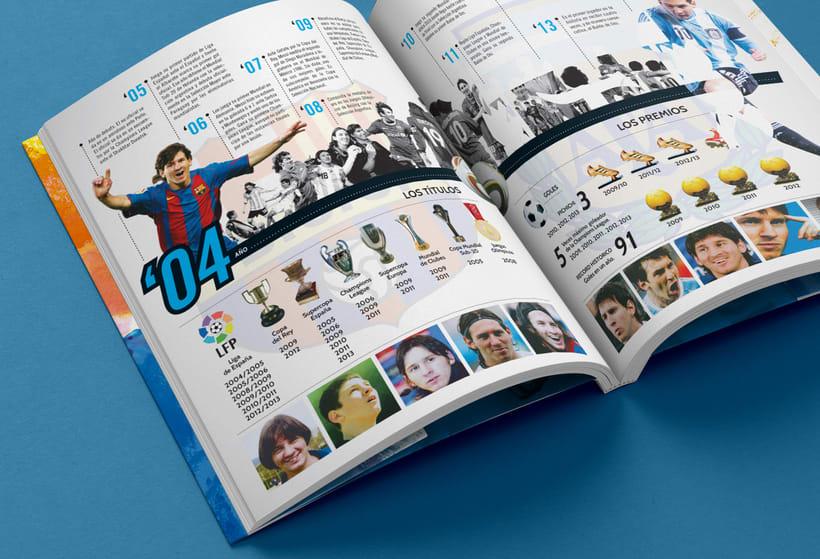 Libro Messi 5