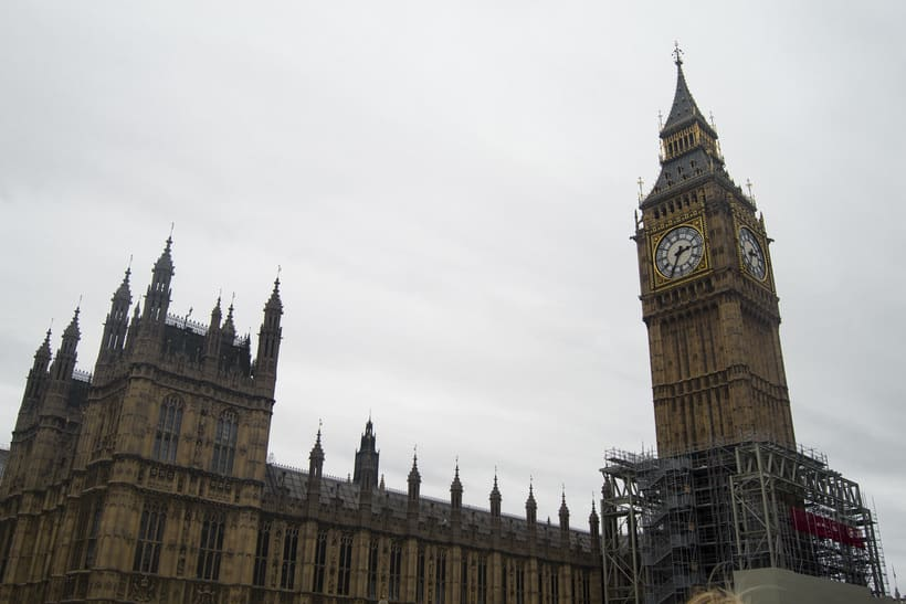 Discovering London with a camera 1
