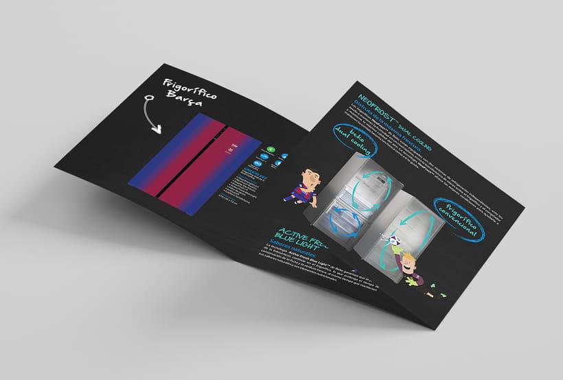 Leaflets Design 0