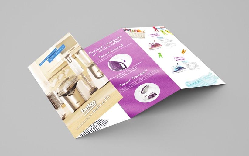 Leaflets Design 3
