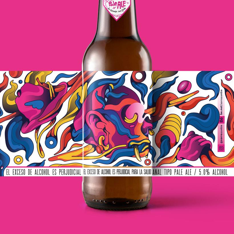 Cerveza ilustrada 5
