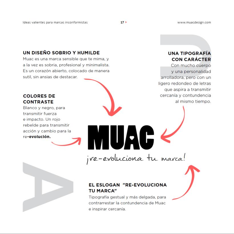 Formulario de Lead magnet + algunas páginas del ebook de Muac Design 4