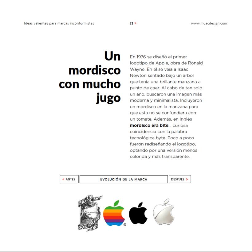 Formulario de Lead magnet + algunas páginas del ebook de Muac Design 5