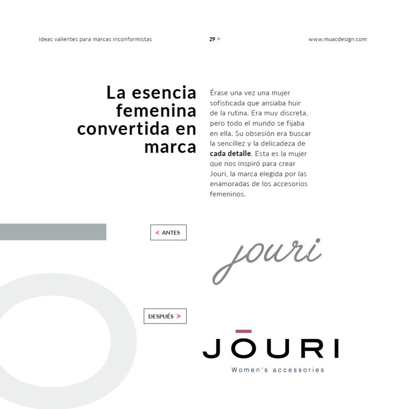 Formulario de Lead magnet + algunas páginas del ebook de Muac Design 6