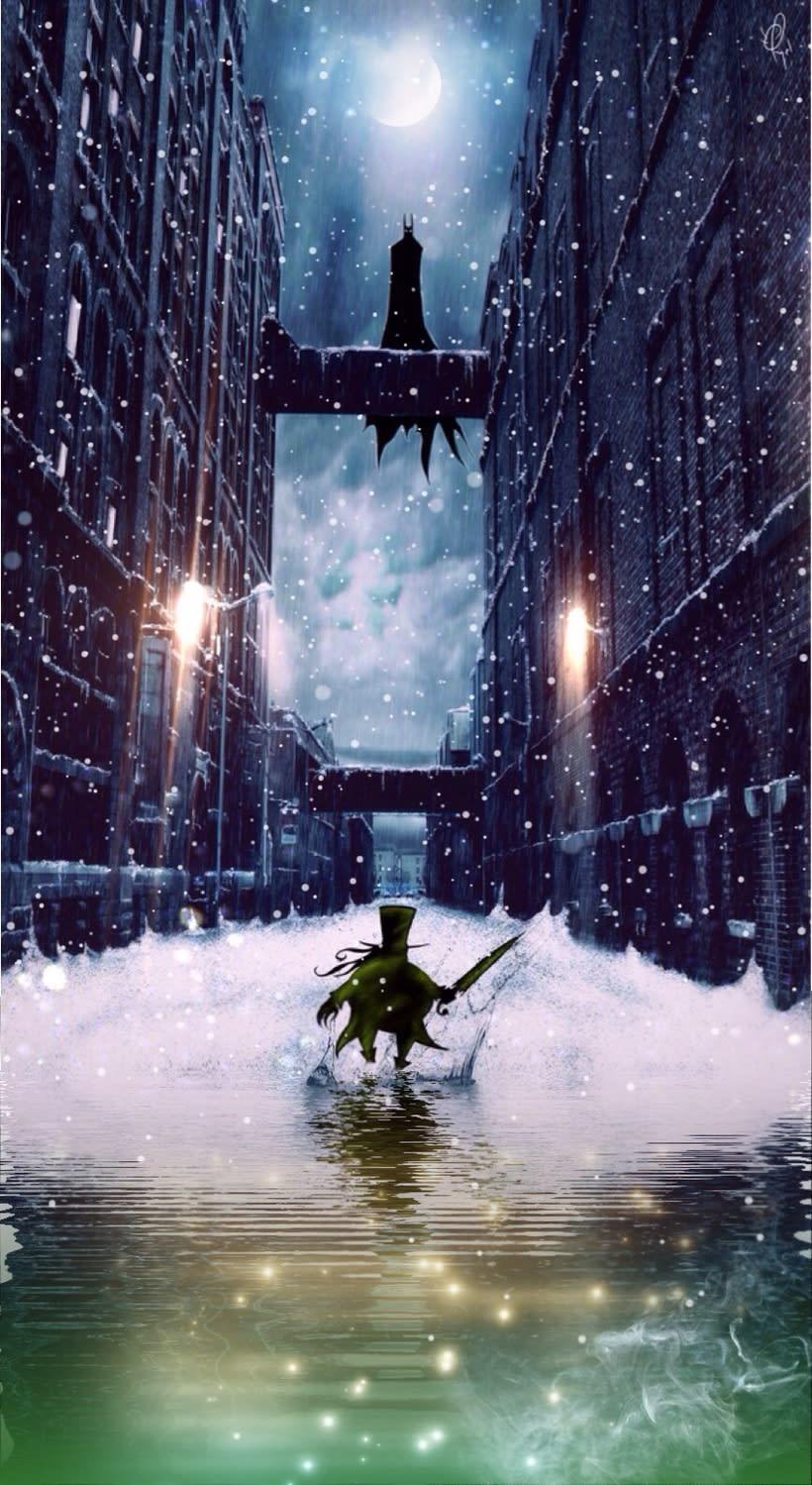 Fauna de las aguas de Gotham  -1