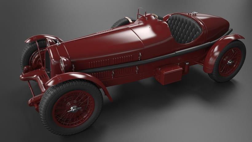 Alpha Romeo 8C Monza 1931 1