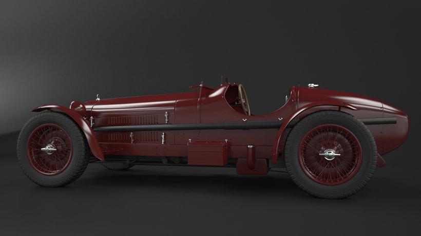 Alpha Romeo 8C Monza 1931 2
