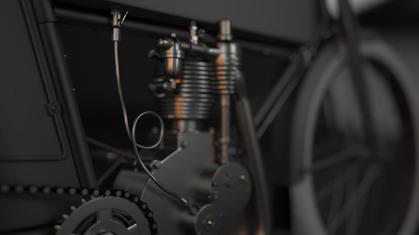 Execelsior Motorcycle 1916 2