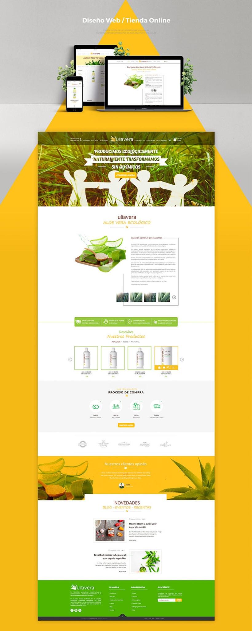 Diseño Tienda Online - Uliavera.es -1