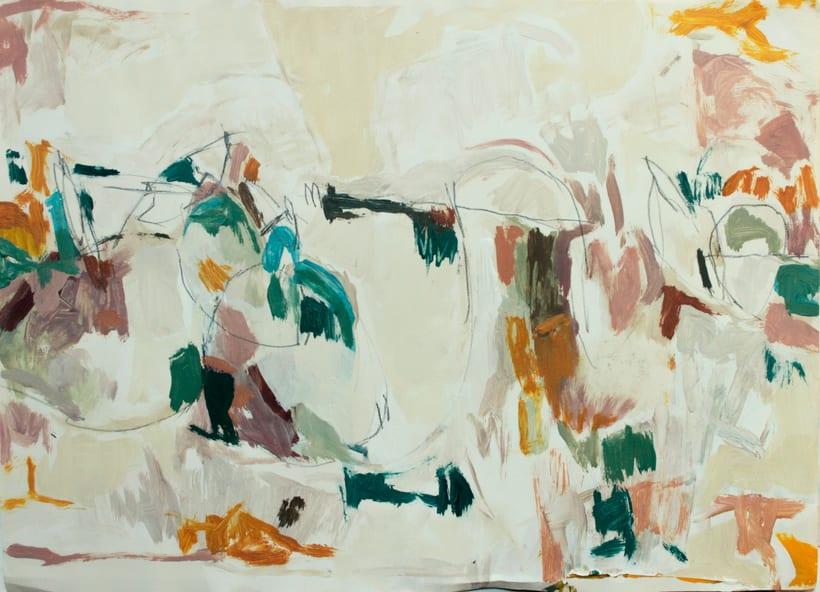proyecto de pintura: Movimiento, cuerpo, dibujo -1