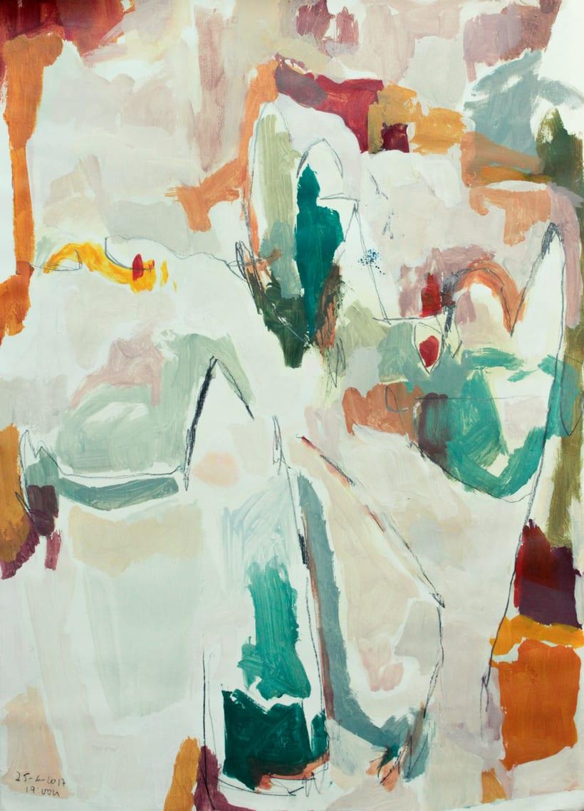 proyecto de pintura: Movimiento, cuerpo, dibujo 0