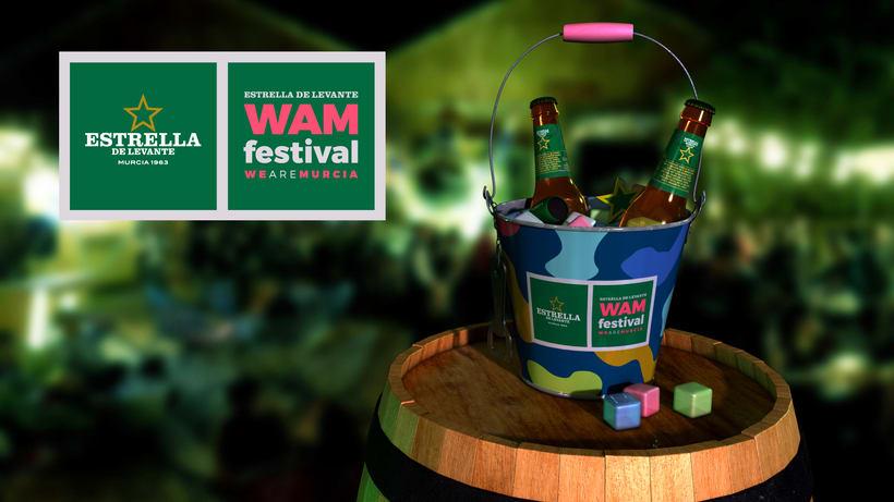Estrella de Levante + Festival WAM - Regalo para evento de presentación -1
