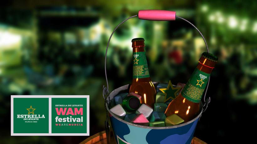 Estrella de Levante + Festival WAM - Regalo para evento de presentación 0