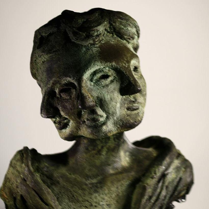 Afrodita capturada. -1