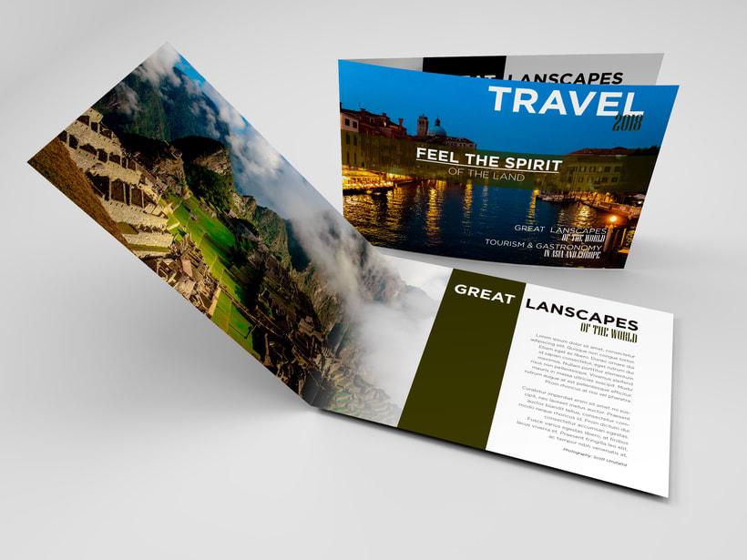 Tourist Brochure -1