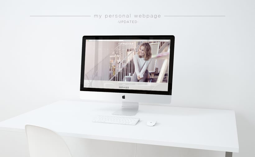 Mi web personal con WordPress (updated) 1