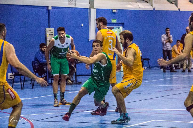 Clinica Podologica Arnaiz Avilés Sur vs Sanfer - 1ª Nacional Baloncesto Asturias 1