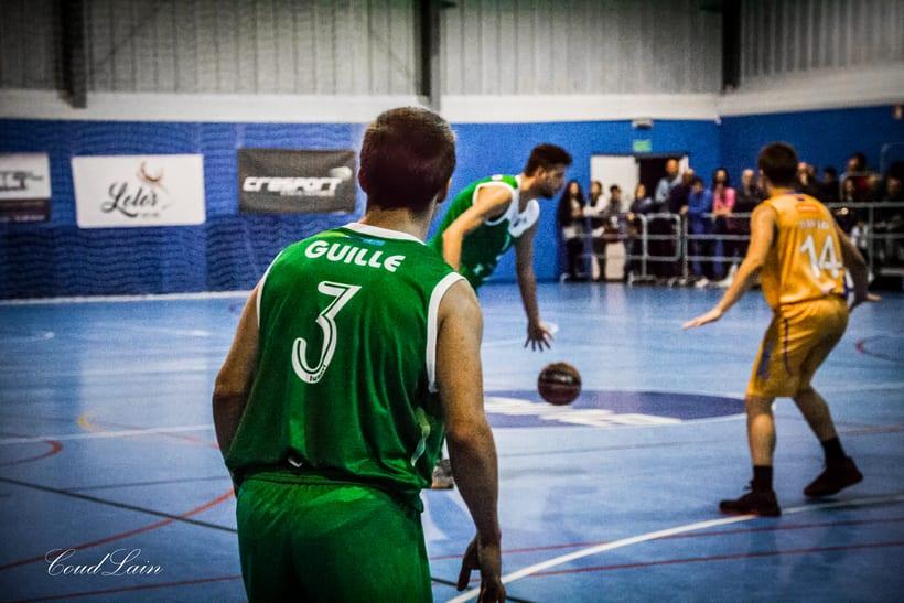 Clinica Podologica Arnaiz Avilés Sur vs Sanfer - 1ª Nacional Baloncesto Asturias 2