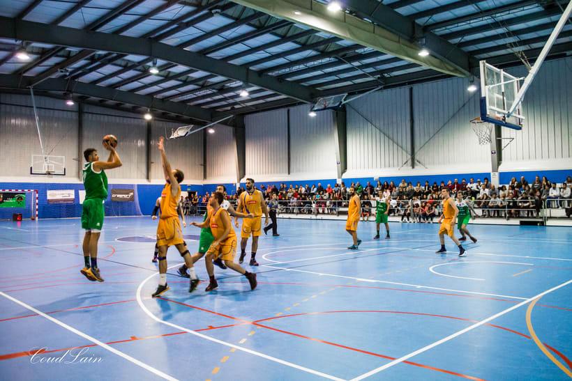Clinica Podologica Arnaiz Avilés Sur vs Sanfer - 1ª Nacional Baloncesto Asturias 3
