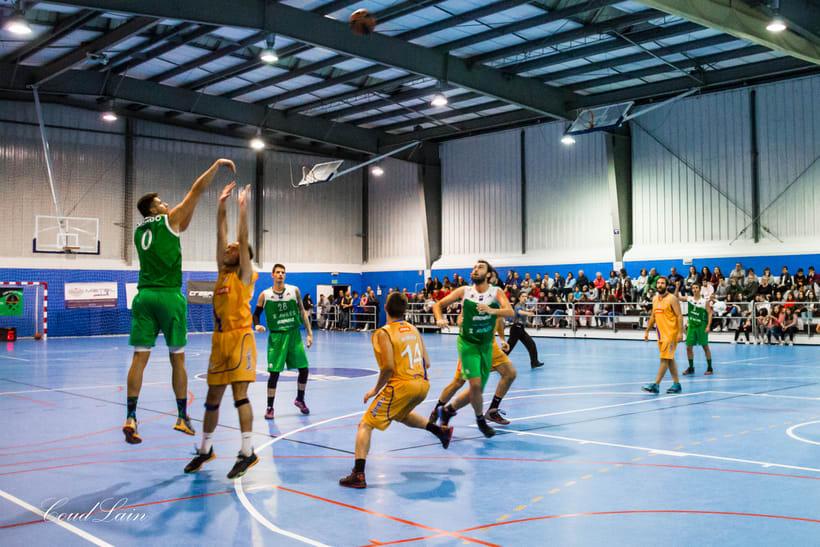 Clinica Podologica Arnaiz Avilés Sur vs Sanfer - 1ª Nacional Baloncesto Asturias 4