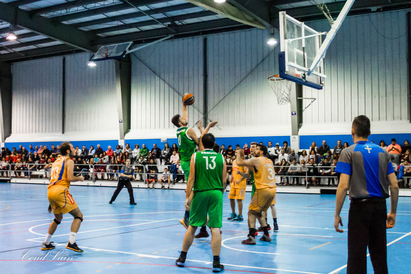 Clinica Podologica Arnaiz Avilés Sur vs Sanfer - 1ª Nacional Baloncesto Asturias 5