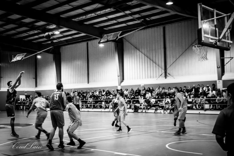 Clinica Podologica Arnaiz Avilés Sur vs Sanfer - 1ª Nacional Baloncesto Asturias 6