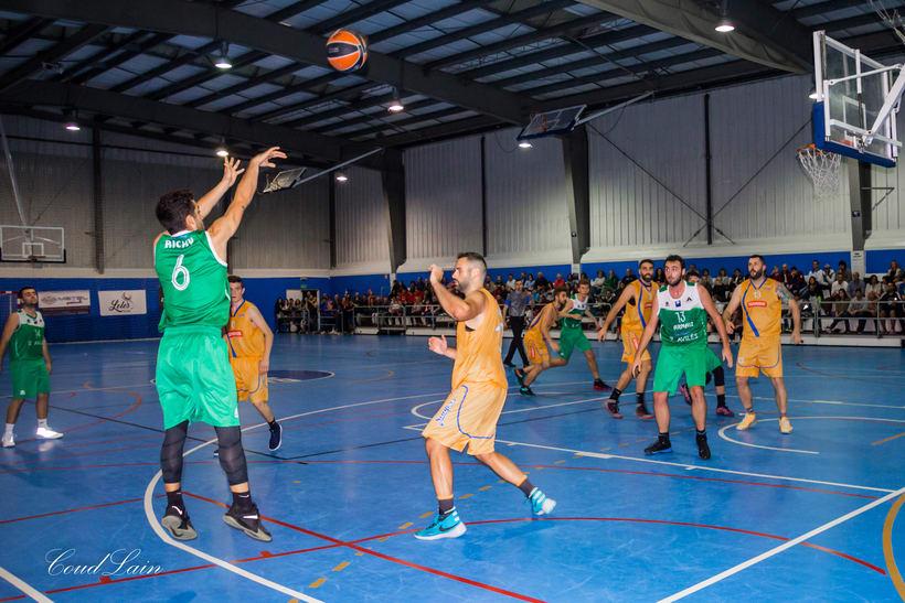 Clinica Podologica Arnaiz Avilés Sur vs Sanfer - 1ª Nacional Baloncesto Asturias 7