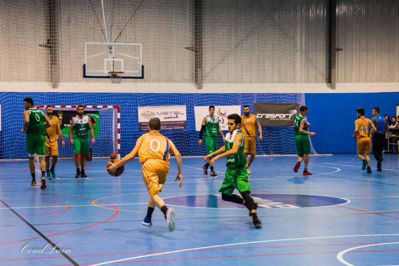 Clinica Podologica Arnaiz Avilés Sur vs Sanfer - 1ª Nacional Baloncesto Asturias 8