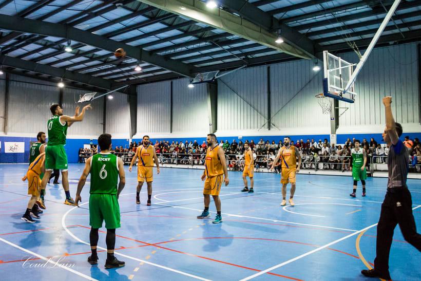 Clinica Podologica Arnaiz Avilés Sur vs Sanfer - 1ª Nacional Baloncesto Asturias 9