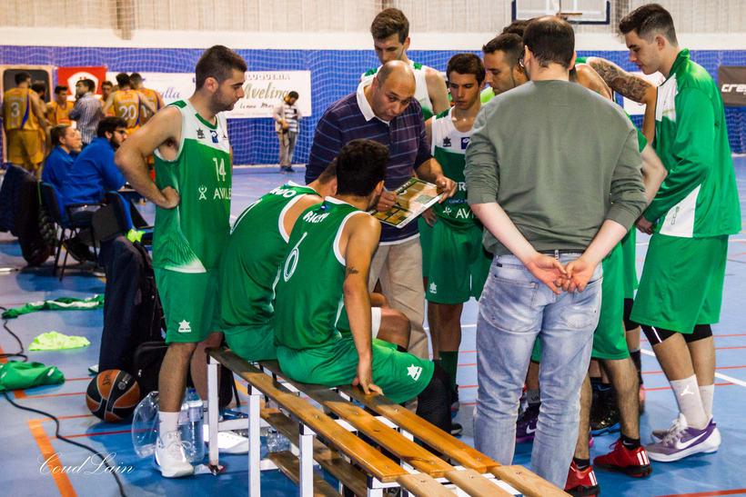 Clinica Podologica Arnaiz Avilés Sur vs Sanfer - 1ª Nacional Baloncesto Asturias 10