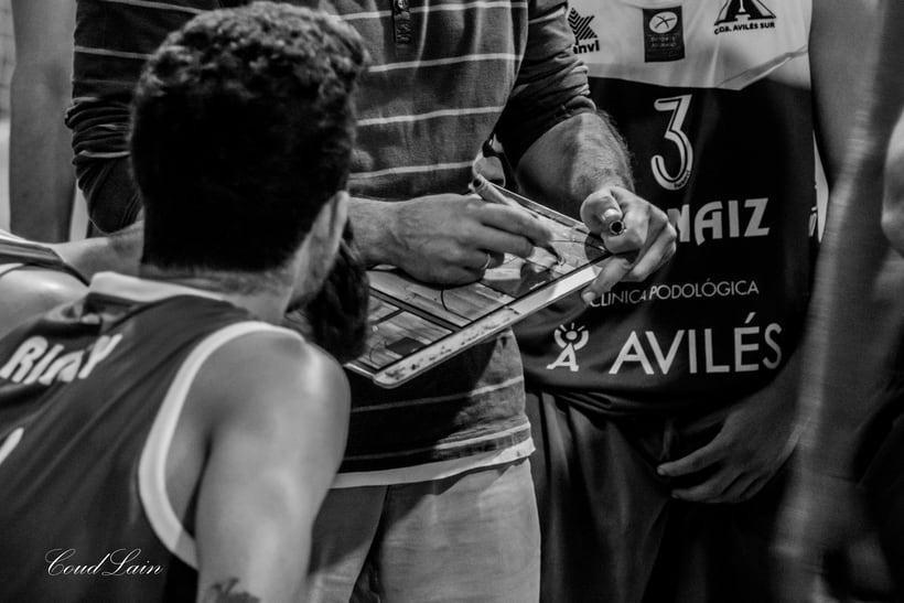 Clinica Podologica Arnaiz Avilés Sur vs Sanfer - 1ª Nacional Baloncesto Asturias 11